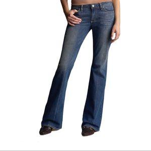 Paige 'Robertson' Wide Leg Stretch Jeans